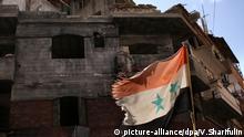 Syrische Stadt Homs