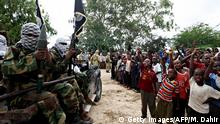 Somalia Terrormiliz al-Shabaab