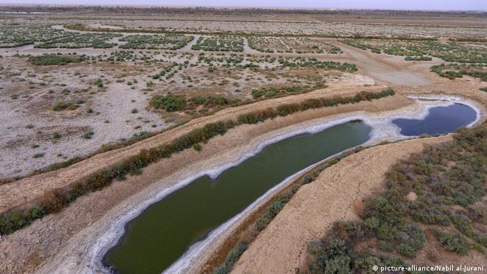 Irak, Wasserknappheit und Dürre