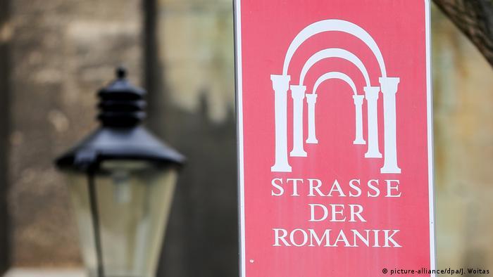 Romanikpreis - Straße der Romanik (picture-alliance/dpa/J. Woitas)