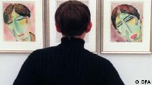 Die angeblichen Aquarelle des russischen Künstlers Alexej von Jawlensky