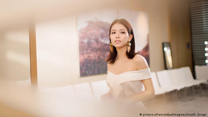 Vivian Sung (picture-alliance/dpa/Imaginechina/G. Zongyi)