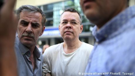 Суд у Туреччині відмовився звільнити пастора Брансона - Трамп розлючений