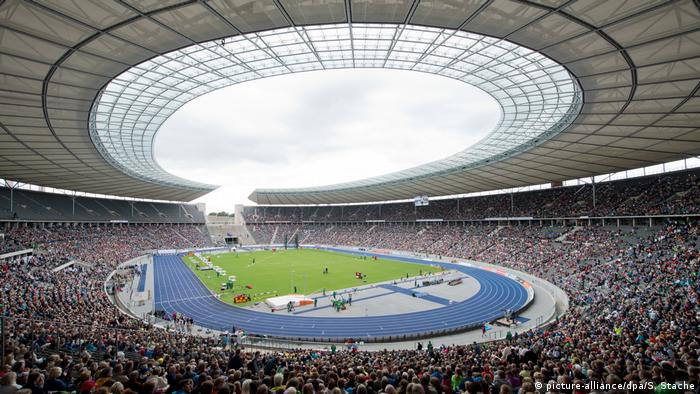 Coronavirus And Sports Fans To Be At Athletics Meet In Berlin In September Sports German Football And Major International Sports News Dw 15 07 2020