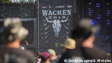 Deutschland Wacken Festival 2018