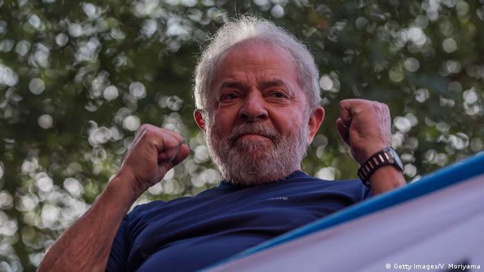 Brasilien ehem. Präsident Lula Da Silva