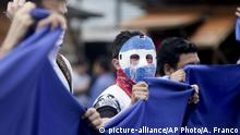 Nicaragua Proteste (picture-alliance/AP Photo/A. Franco)