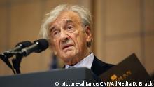 Friedensnobelpreis Elie Wiesel 1928 - 2016