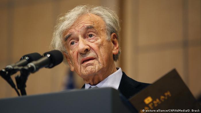 Elie Wiesel 1928 - 2016