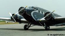 Ju-Air - Rundflüge mit der Ju 52