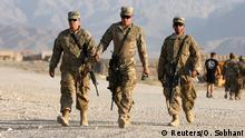 Afghanistan US-Soldaten in der Provinz Logar