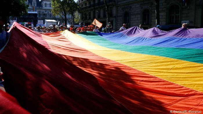 Frankreich Gay Games 2018 in Paris (Reuters/R. Duvignau)