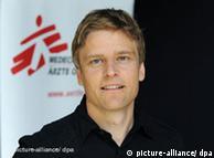 Tankred Stöbe, director general de Médicos sin Fronteras.