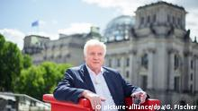 Deutschland Berlin Sommerinterview Horst Seehofer (picture-alliance/dpa/G. Fischer)