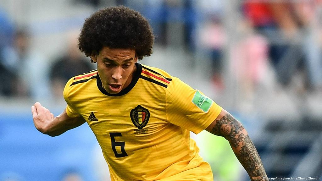 Axel Witsel primed for leading role at Borussia Dortmund | Sports ...