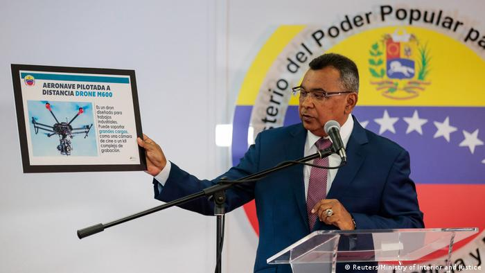 İçişleri Bakanı Nestor Reverol