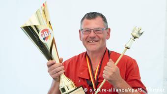 23. Deutsche Grill- und BBQ-Meisterschaften - Gewinner Dirk Poerschke