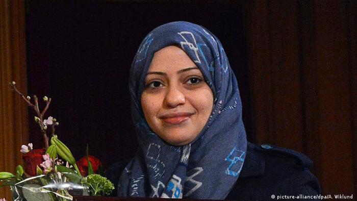 Suudi kadın hakları aktivisti Samar Bedevi