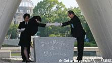 Japan Gedenkzeremonie zum 73. Jahrestag des Atombombenabwurfes auf Hiroshima