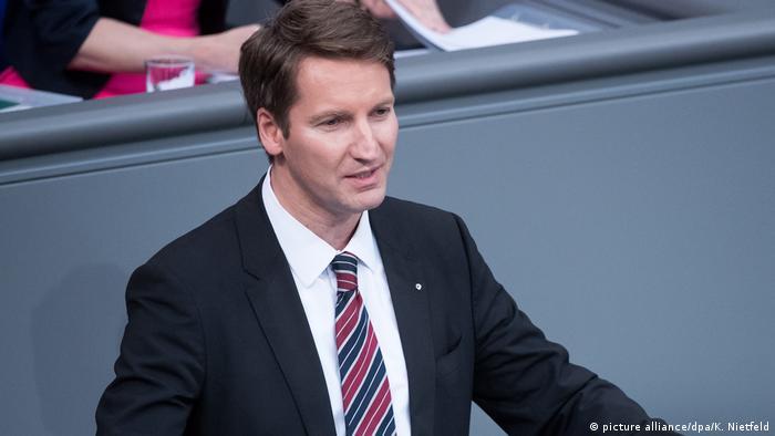 Bundestag - Patrick Sensburg CDU