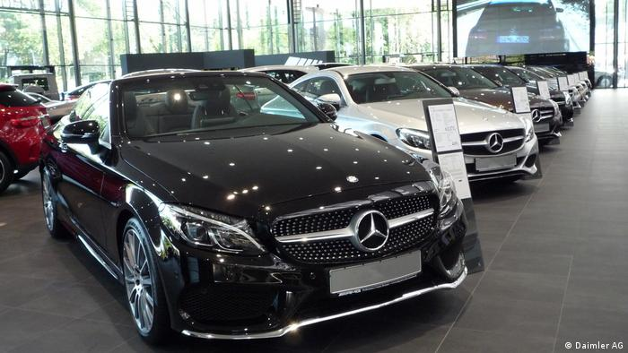 Mercedes Benz C-Klasse Cabrio