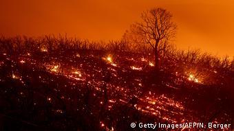 Στην Καλιφόρνια οι πυρκαγιές θα διαρκέσουν ένα μήνα