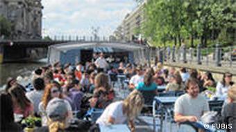 FUBiS: Sommeruni der FU Berlin (Bootsfahrt) - Foto: FUBiS
