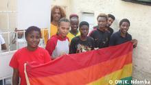 Angola LGBT-Verein Iris