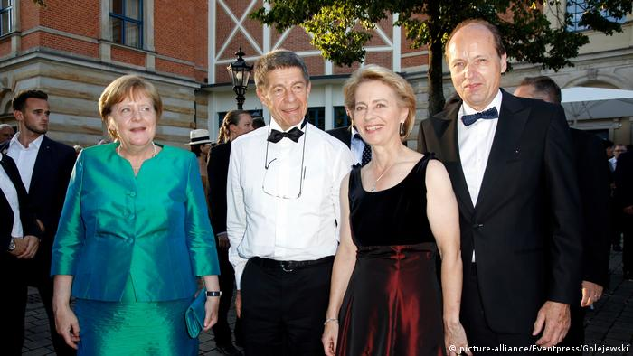 Joachim Sauer Kinder