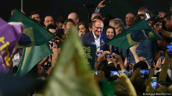 Geraldo Alckmin (Agência Brasil/J.Cruz)