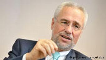 Roderich Egeler Präsident des Statistischen Bundesamtes