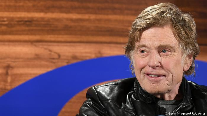 Robert Redford (Getty Images/AFP/A. Weiss)