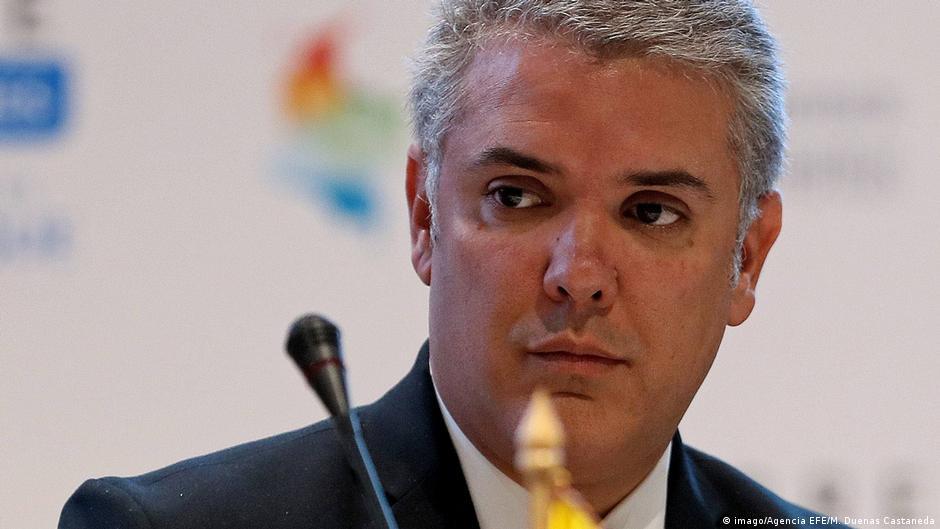 Duque quita las funciones al equipo negociador de los diálogos con el ELN