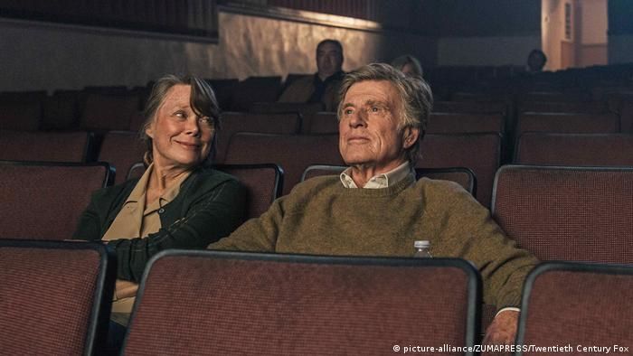 The Old Man and The Gun mit Robert Redford (picture-alliance/ZUMAPRESS/Twentieth Century Fox)