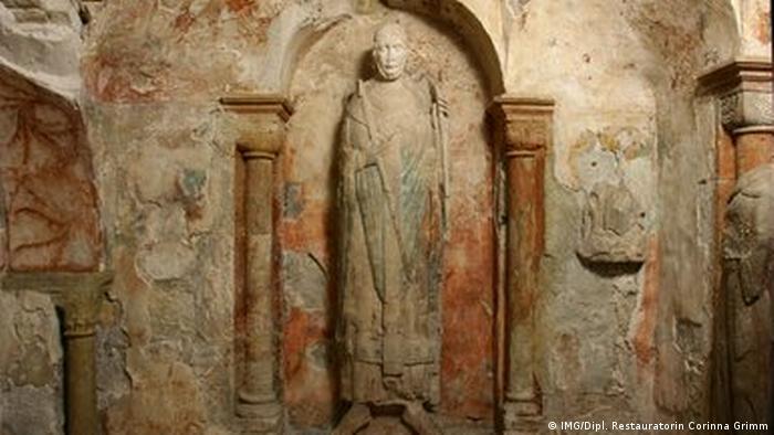 La Ruta Románica, Iglesia de San Ciriaco de Gernrode: