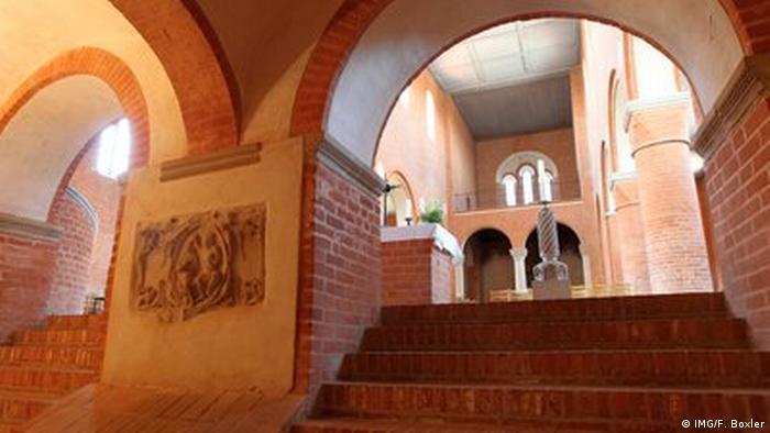 La Ruta Románica, Monasterio de Jerichow
