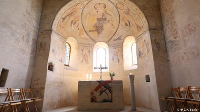 La Ruta Románica, Iglesia San Tomás en Pretzien