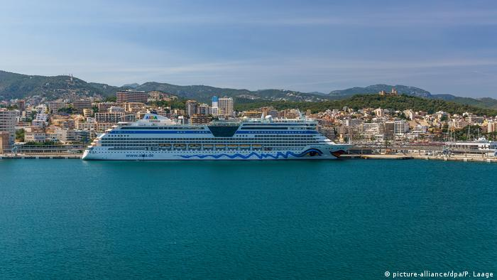 Cruise ship Aida Bella