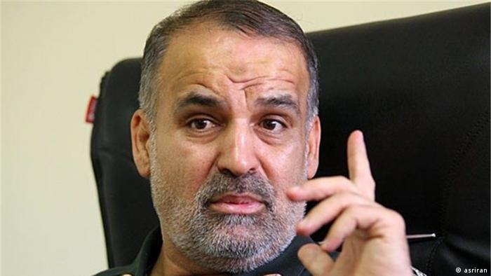 ناصر شعبانی، معاون عملیات قرارگاه ثارالله سپاه پاسداران