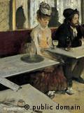 Edgar Degas - ''L'Absinthe