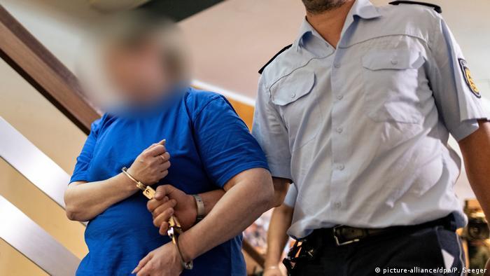 Deutschland Freiburg Urteil im Staufener Missbrauchsfall