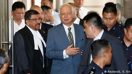 Екс-прем'єра Малайзії знову заарештували