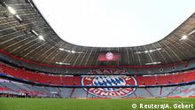 Soccer Football - Pre Season Friendly - Bayern Munich v Manchester United - Allianz Arena, Munich, Germany - August 5, 2018 General view of the stadium before the match REUTERS/Andreas Gebert
