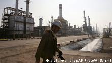 Iran Erdölindustrie bei Teheran