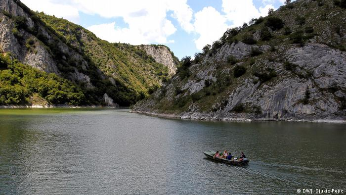 Nemački turisti tek treba da otkriju Srbiju, Uvac