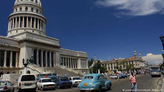 Capitolio Nacional de La Habana Kuba