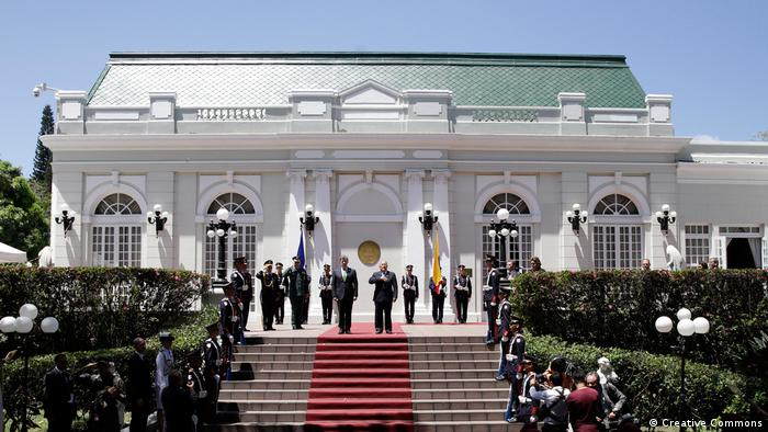 Casa Presidencial de El Salvador (Creative Commons)
