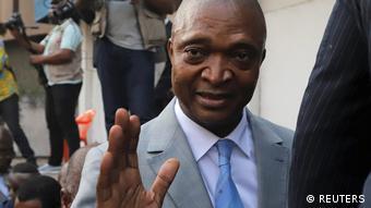 Kongo Emmanuel Ramazani Shadary (REUTERS)
