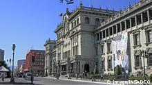 Guatemala Palacio Nacional de la Cultura