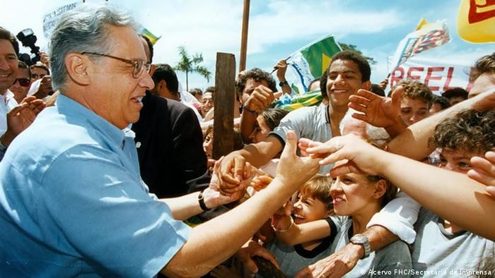 Brasilien Goiás - Fernando Henrique Cardoso 1998 (Acervo FHC/Secretaria de Imprensa )